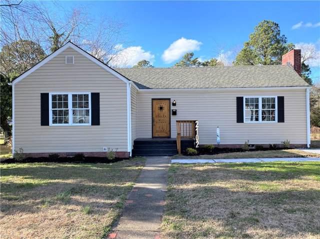 2102 Wyoming Ave, Portsmouth, VA 23701 (MLS #10299681) :: Chantel Ray Real Estate