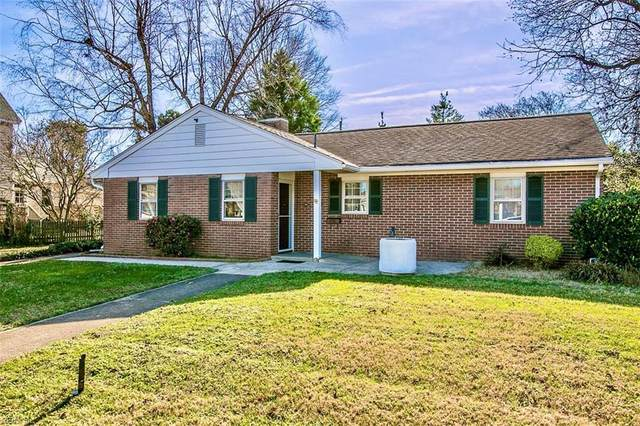 4606 Victoria Blvd, Hampton, VA 23669 (#10299711) :: Abbitt Realty Co.