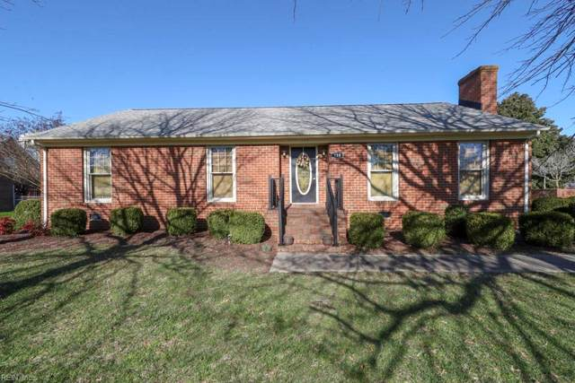 155 Bobwhite Ln, Franklin, VA 23851 (MLS #10299950) :: Chantel Ray Real Estate