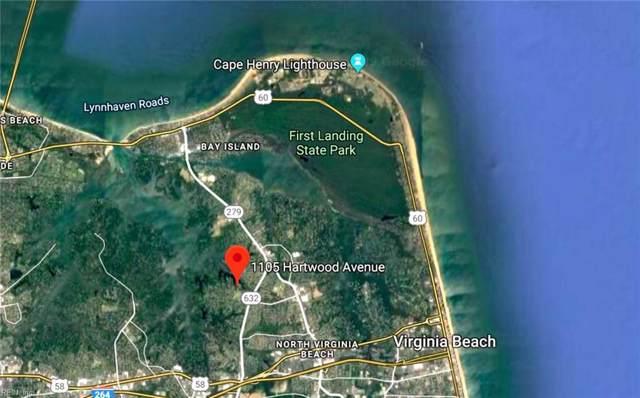 1105 Hartwood Ave Ave, Virginia Beach, VA 23454 (#10299996) :: Kristie Weaver, REALTOR
