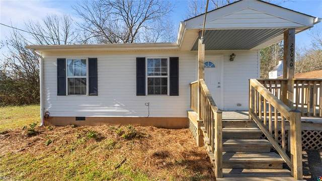 29040 Everett St, Southampton County, VA 23874 (MLS #10300030) :: Chantel Ray Real Estate