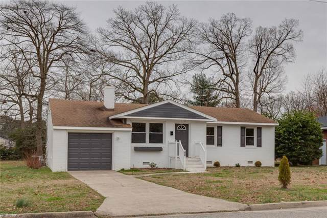 44 Burnham Pl, Newport News, VA 23606 (MLS #10300041) :: Chantel Ray Real Estate