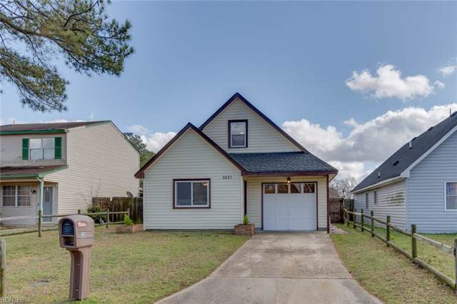 3821 Peach Orchard Cir, Portsmouth, VA 23703 (MLS #10300256) :: Chantel Ray Real Estate