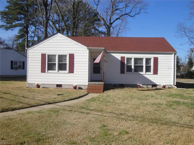 5408 Jo Ann Dr, Portsmouth, VA 23703 (MLS #10300350) :: Chantel Ray Real Estate