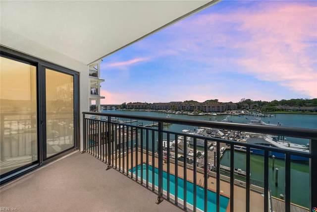 500 Winston Salem Ave #306, Virginia Beach, VA 23451 (#10300376) :: The Kris Weaver Real Estate Team