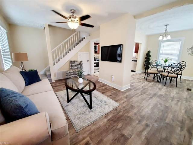49 Hobson St, Portsmouth, VA 23704 (MLS #10300399) :: Chantel Ray Real Estate