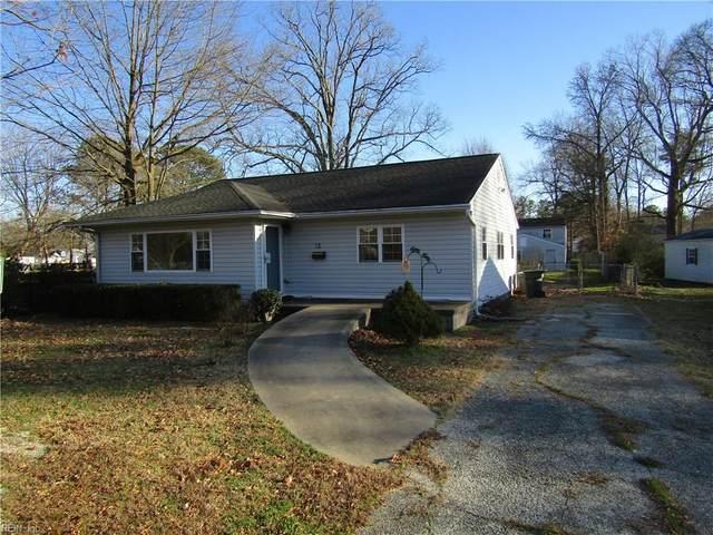 782 Bellwood Rd, Hampton, VA 23666 (#10300422) :: Kristie Weaver, REALTOR