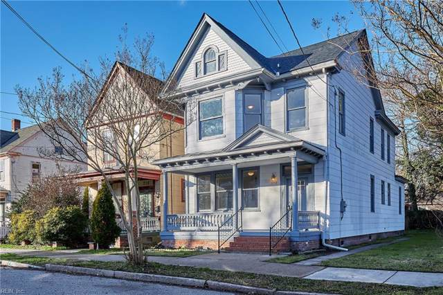 208 Webster Ave, Portsmouth, VA 23704 (MLS #10300428) :: Chantel Ray Real Estate