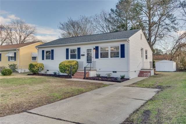 1104 74th St, Newport News, VA 23605 (MLS #10300484) :: Chantel Ray Real Estate