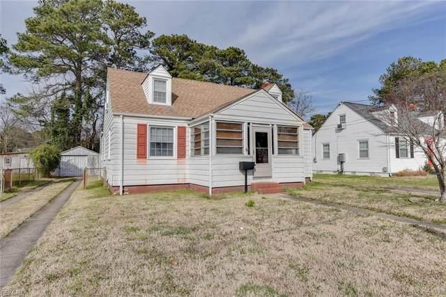 6 Montgomery St, Portsmouth, VA 23707 (MLS #10300535) :: Chantel Ray Real Estate