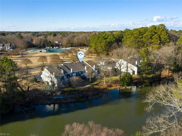 1844 Dockside Dr 14E, Gloucester County, VA 23072 (#10300578) :: RE/MAX Central Realty