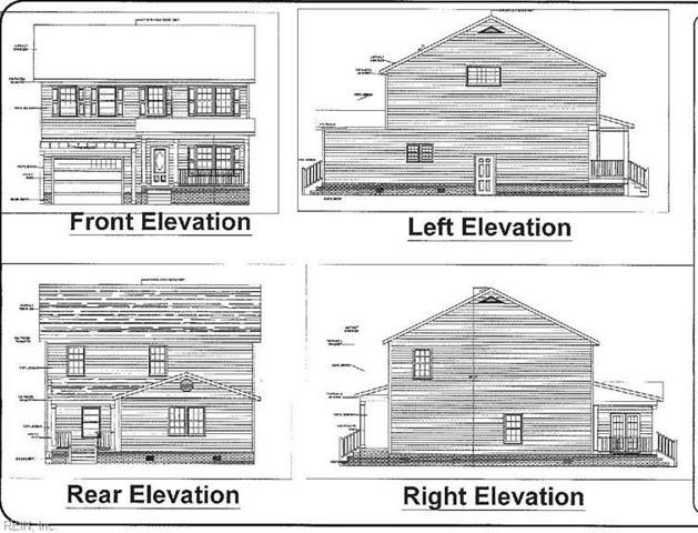 929 Mason St, Hampton, VA 23669 (MLS #10300710) :: Chantel Ray Real Estate