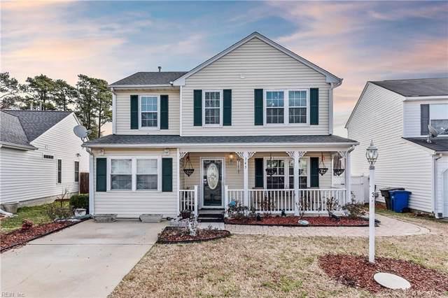 345 Circuit Ln, Newport News, VA 23608 (MLS #10300739) :: Chantel Ray Real Estate
