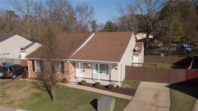 445 Cobblewood Bnd, Chesapeake, VA 23320 (#10300807) :: Rocket Real Estate