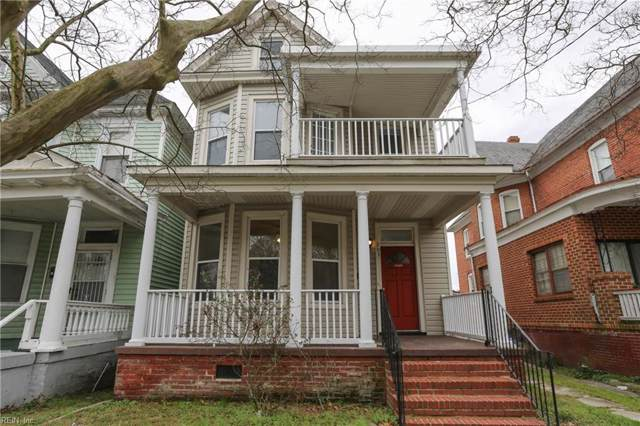 203 W 35th St W, Norfolk, VA 23504 (MLS #10300848) :: Chantel Ray Real Estate