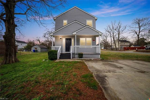 327 Fulcher St, Suffolk, VA 23434 (MLS #10300978) :: Chantel Ray Real Estate