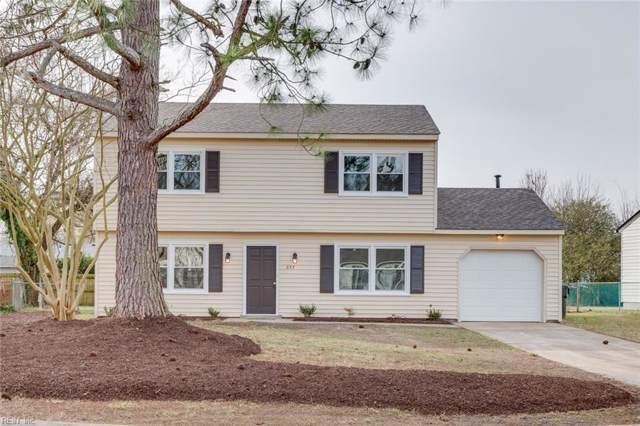 233 Woodbury Ct, Newport News, VA 23602 (MLS #10301466) :: Chantel Ray Real Estate