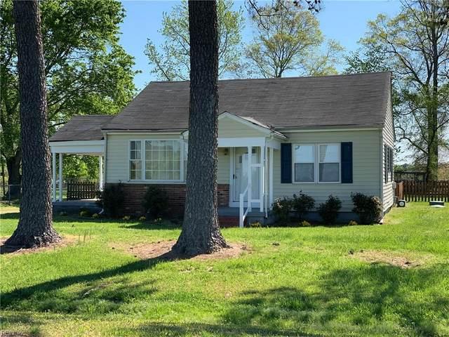 27189 Dogwood Bend Rd, Southampton County, VA 23851 (MLS #10301494) :: AtCoastal Realty