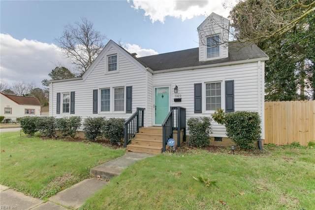 949 Norview Ave, Norfolk, VA 23513 (MLS #10301600) :: Chantel Ray Real Estate