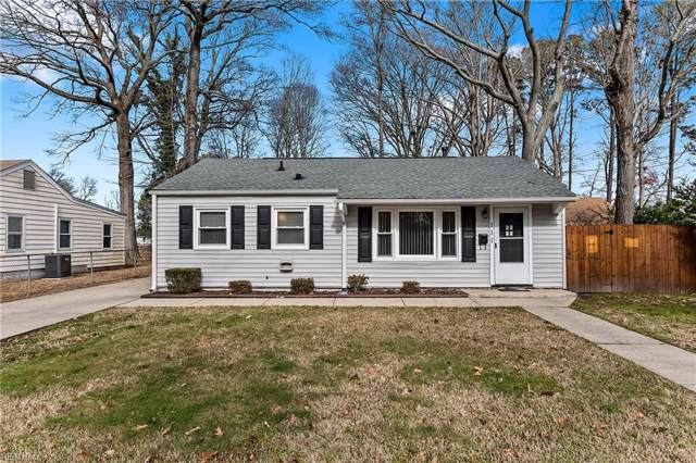 111 Rosewood Dr, Hampton, VA 23669 (#10301617) :: Berkshire Hathaway HomeServices Towne Realty