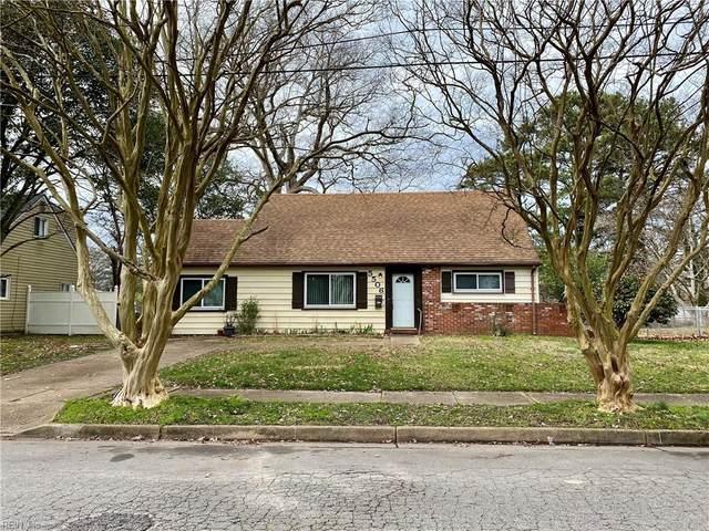 5506 Springhill Rd, Norfolk, VA 23502 (#10302057) :: Atlantic Sotheby's International Realty