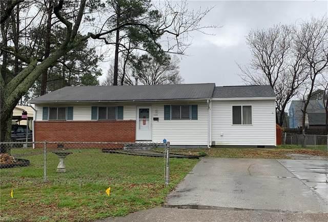 1305 Jackie Dr, Chesapeake, VA 23324 (#10302266) :: Avalon Real Estate