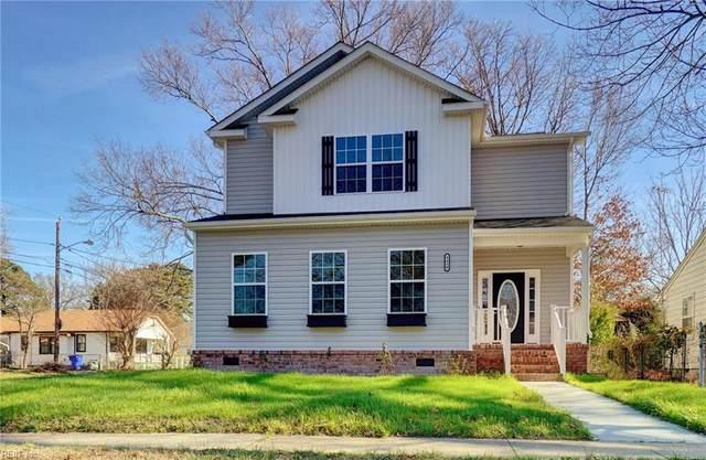 9414 Atlans St, Norfolk, VA 23503 (MLS #10303275) :: Chantel Ray Real Estate