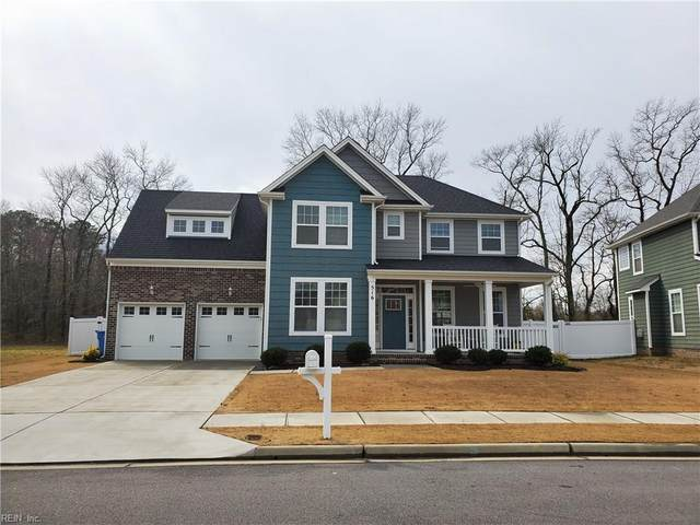 MM Aster in Dominion Meadows, Chesapeake, VA 23323 (#10303292) :: Kristie Weaver, REALTOR