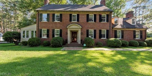 829 Clay St, Franklin, VA 23851 (#10303445) :: Encompass Real Estate Solutions