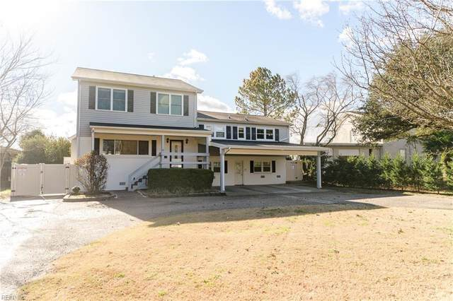 18 Mill Creek Ter, Hampton, VA 23669 (#10303460) :: Rocket Real Estate