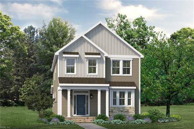 1452 Waltham Ln, Newport News, VA 23608 (#10303707) :: Abbitt Realty Co.