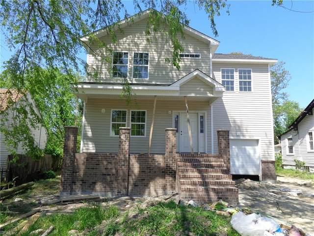 2618 Marlboro Ave, Norfolk, VA 23504 (MLS #10303725) :: AtCoastal Realty