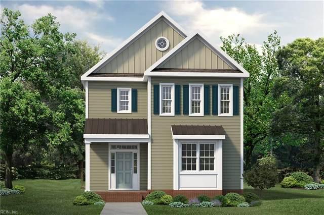 1444 Waltham Ln, Newport News, VA 23608 (#10303756) :: Rocket Real Estate