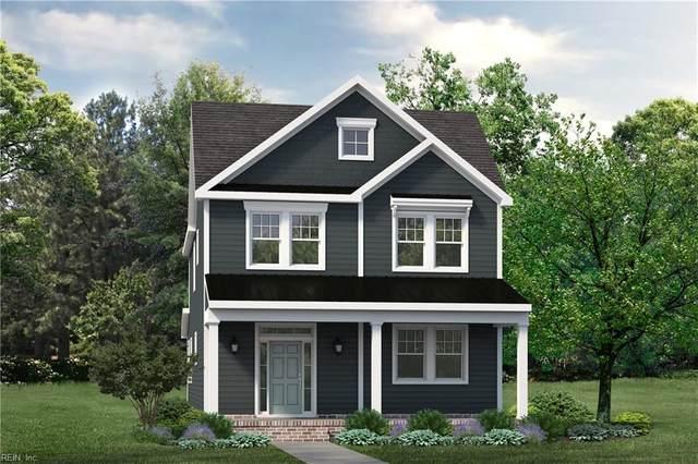 1446 Waltham Ln, Newport News, VA 23608 (#10303761) :: Rocket Real Estate