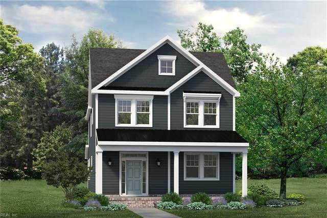 1446 Waltham Ln, Newport News, VA 23608 (#10303761) :: Upscale Avenues Realty Group