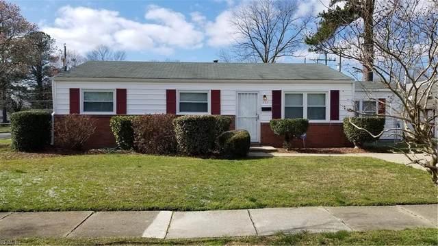 851 Trice Ter, Norfolk, VA 23502 (MLS #10303854) :: Chantel Ray Real Estate