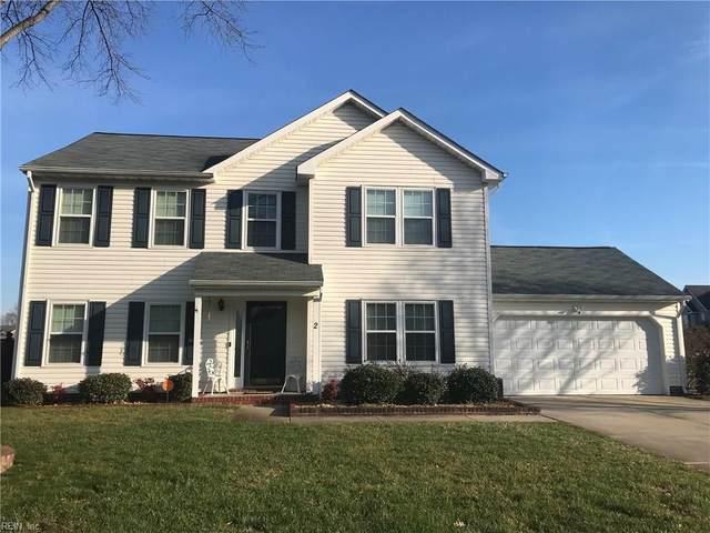 2 Blue Heron Pt, Portsmouth, VA 23703 (MLS #10303865) :: Chantel Ray Real Estate