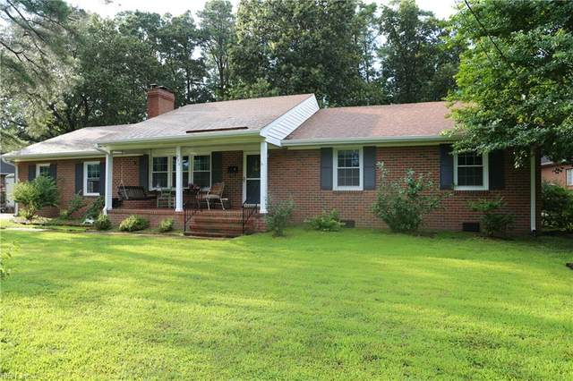 259 Little Florida Rd, Poquoson, VA 23662 (#10304030) :: RE/MAX Central Realty
