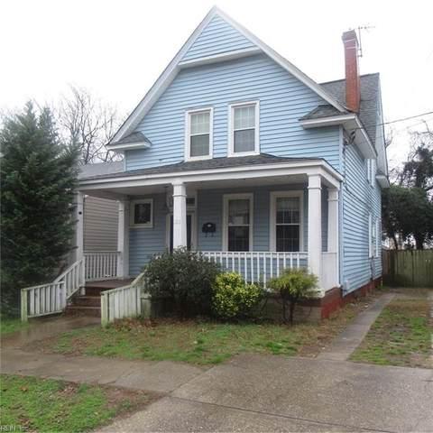 336 49th St, Newport News, VA 23607 (#10304034) :: Rocket Real Estate