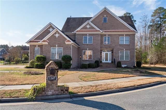 1307 Merry Cat Ct, Chesapeake, VA 23320 (MLS #10304084) :: Chantel Ray Real Estate