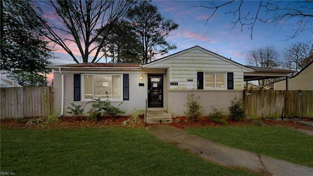 544 Sirine Ave, Virginia Beach, VA 23462 (#10304356) :: RE/MAX Central Realty