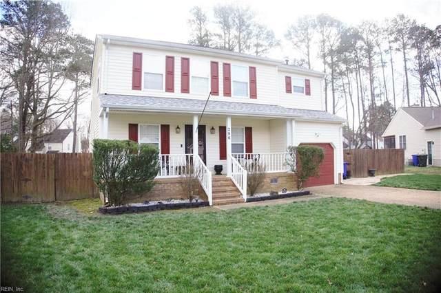296 Buttercup Ln, Newport News, VA 23602 (#10304465) :: Abbitt Realty Co.