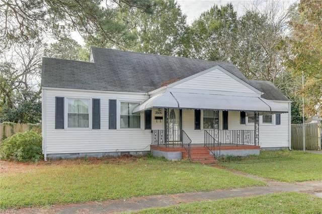 3505 Giles St, Portsmouth, VA 23707 (MLS #10304544) :: Chantel Ray Real Estate