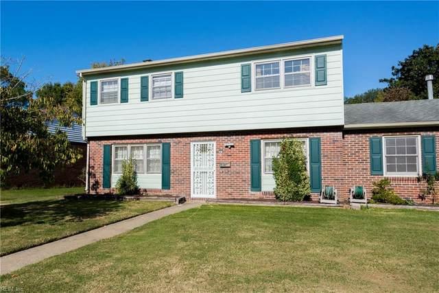 2 Fort Worth St, Hampton, VA 23669 (#10304748) :: Abbitt Realty Co.