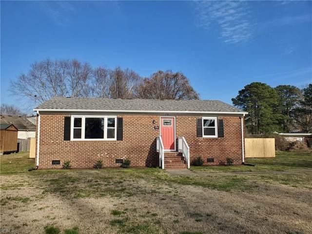 78 Nicholson St, Portsmouth, VA 23702 (#10304874) :: Berkshire Hathaway HomeServices Towne Realty
