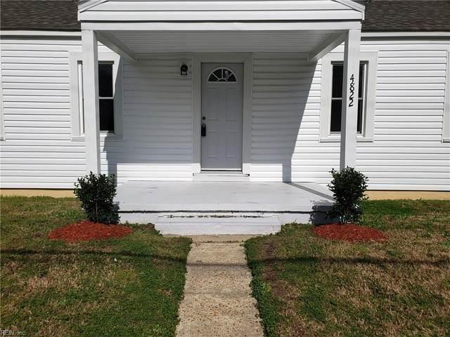4822 Portsmouth Blvd, Portsmouth, VA 23701 (MLS #10304920) :: Chantel Ray Real Estate