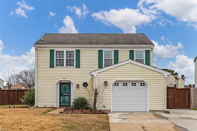 2100 Rydale Ct, Virginia Beach, VA 23464 (MLS #10305028) :: Chantel Ray Real Estate