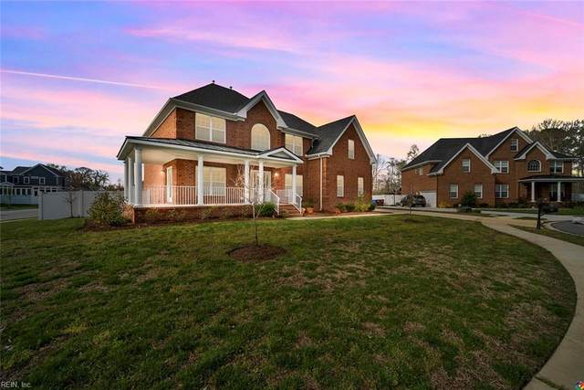 201 Chaffins Cts, Chesapeake, VA 23322 (MLS #10305077) :: Chantel Ray Real Estate