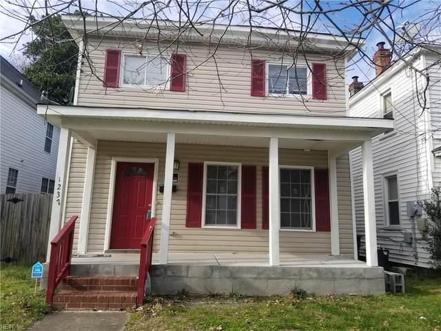 1237 28th St, Newport News, VA 23607 (MLS #10305085) :: Chantel Ray Real Estate