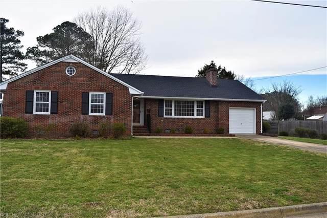 27 Hodges Drive Dr, Hampton, VA 23666 (#10305286) :: Encompass Real Estate Solutions